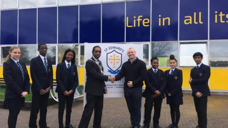 St Edward's Academy Celebrates Stars in our Schools | Havering